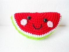 amigurumi-melancia-watermelon-gurumi-fruits