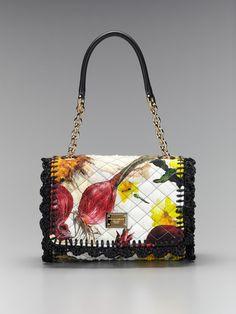 Miss Dolce Crochet Shoulder Bag by Dolce & Gabbana on Gilt.com