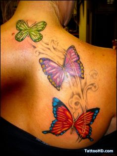 Girly Tattoos | girly tattoo designs for shoulder , Girly Tattoos