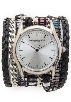pretty grey wrap watch http://rstyle.me/n/qrhshr9te