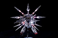 Painted Build: DA MG 1/100 Providence Gundam - Gundam Kits Collection News and Reviews Providence Gundam, Facebook Features, Custom Paint Jobs, The 100, Building, Freedom, Painting, Kit, Type