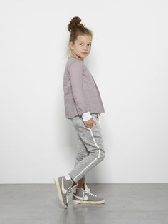 casual and chic, my fav.  #kids #fashion