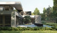 Country residence in the village of Riverside, Архитектурное бюро Александры Федоровой