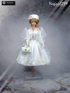Tenue Outfit Accessoires Pour Fashion Royalty Barbie Silkstone Vintage 1406 | eBay