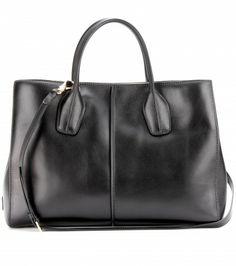 Tod's - D-Styling Medium leather tote  - mytheresa.com GmbH