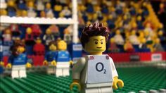 I made this video as part of an animation challenge to raise money for The Salvation Army. The challenge has now ended and I pleased to confirm I raised Rugby News, Six Nations, Lego Figures, How To Raise Money, Tournoi, Animation, Play, 2013, Awesome