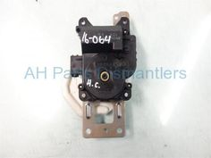Used 2007 Honda Civic MODE MOTOR  79140-SNA-A01 79140SNAA01. Purchase from https://ahparts.com/buy-used/2007-Honda-Civic-Heater-Core-MODE-MOTOR-79140-SNA-A01-79140SNAA01/111214-1?utm_source=pinterest