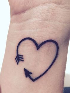 Arrows are quickly becoming some of the most popular designs for tattoos. With all the different styles of arrows, they can be used to signify almost anything o