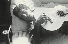 Ralph Gibson, Leonard Cohen, Montreal, 1973