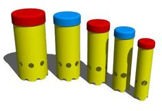 School Playground Tubano Drums   Kids Outside Tubano Drums   Musical Instruments   Suppliers UK