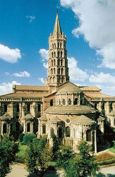 Basilica di St. Sernin, Tolosa