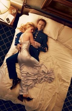 claire danes and damian lewis vogue