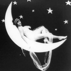 Paper Moon Model.  My current inspiration.