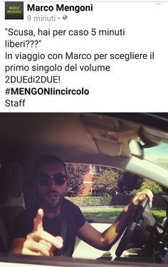 In viaggio con Marco .... by Marco Mengoni OFFICIAL fb
