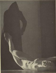 William Mortensen, Death of Hypatia