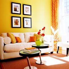 Kleurig: oranje boven! Koninginnedag wooninspiratie | Éénig Wonen