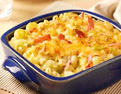 Uno de los platos más famosos de la gastronomía americana. Sencillo, económico, y fácil.