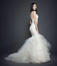 Lazaro bridal gown Spring 2017