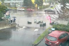 Auckland storms July 2012