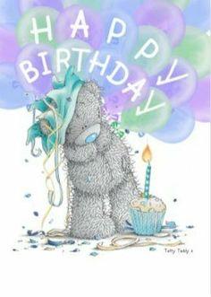 Ideas birthday happy wishes tatty teddy Best Birthday Wishes, Happy Birthday Messages, Bear Birthday, Birthday Weekend, Happy Birthday Images, Happy Birthday Greetings, Birthday Pictures, Birthday Quotes, Tatty Teddy