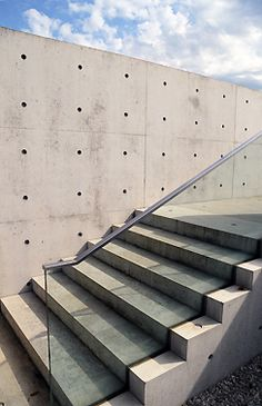 Stone Sculpture Museum for the Fondation Kubach-Wilmsen, Bad Münster am Stein, Germany | Tadao Ando