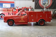 Emergency! Squad 51 is owned and displayed by the Los Angeles County Fire Museum, located at 9834 Flora Vista Street in Bellflower, California. The museum is open one weekend per month and does not charge admission.
