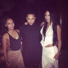 @Cassie looks like a bag of money last night at the Private Dinner at Puffy estate in Miami with @karrueche & @jryanjl!  #Cassie #Flawless #SoStylish #Perfection #MyRoleModel #SuperDope #SheIsEverything #ArtBasel2014 #ArtBasel #MiamiBeach