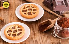 These sweet, easy mini crostatas are so delicious and beautiful! Crostata is a popular Italian pie that is ver