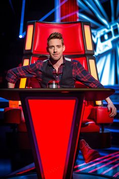 ricky wilson - the voice UK