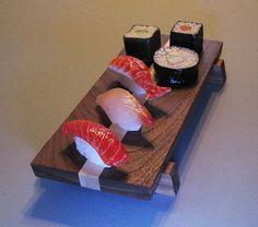 Sushi Serving Tray by BerkeleyDesignStudio on Etsy