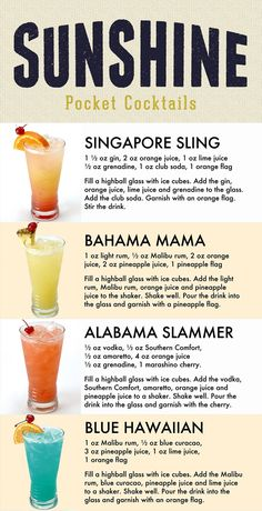 Mixed Drinks Alcohol, Alcohol Drink Recipes, Slushy Alcohol Drinks, Mixed Drink Recipes, Fruity Mixed Drinks, Mixed Alcoholic Drinks, Best Alcoholic Drinks Recipes, Frozen Drink Recipes, Liquor Drinks