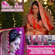 Memsaab Beauty Salon- Providing Hair Treatment Services and other services related to makeup in Jaipur from last so many years. To book an appointment Please contact us at: 9785059902. #memsaab #memsaabbeautysalon #bridalmakeup #hairtreatment #hairspa #partymakeup #makeup #makeupartist #smokyeyes #hairstyle #makeupartistjaipur #indianwedding #skincare