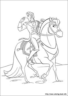 35 FREE Disney's Frozen Coloring Pages (Printable) / Free Printable Coloring Pages for Kids - Coloring Books Frozen Coloring Pages, Disney Princess Coloring Pages, Disney Princess Colors, Cool Coloring Pages, Adult Coloring Pages, Coloring Pages For Kids, Free Coloring, Coloring Books, Kids Coloring