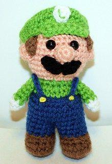 Amigurumi Mario Patron : Spiderman, Crochet patterns and Free pattern on Pinterest
