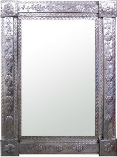 rectangular punched tn mirror