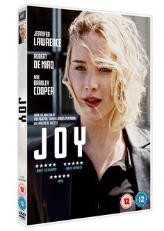 Joy [Vídeo (DVD)] / directed by David O. Russell. Distribuida por Twentieth Century Fox Home Entertainment España, cop. 2016