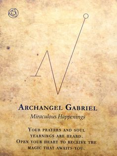 The Archangels oversee and guide Guardian Angels who are with us on earth. The most widely known Archangel Gabriel, Michael, Raphael, and Uriel. Angel Guidance, Spiritual Guidance, Spiritual Wisdom, Angelic Symbols, Angel Readings, Ange Demon, My Guardian Angel, Archangel Michael, Archangel Uriel