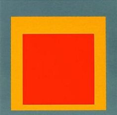 Josef Albers / Homage to the Square 1955