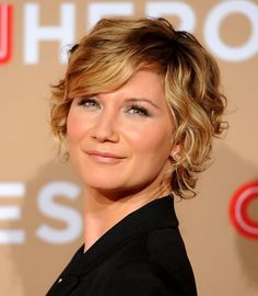 Short Curly Hairstyles For Women Over 40 - Bing Images