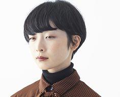 HEAVENS SHORT Japanese Haircut Short, Japanese Hairstyle, Short Hairstyles For Women, Hairstyles With Bangs, Haircuts, Short Hair Cuts, Short Hair Styles, Hair Reference, Salon Style