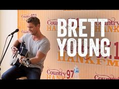 Brett Young - You Ain't Here to Kiss Me [Live Performance] - YouTube