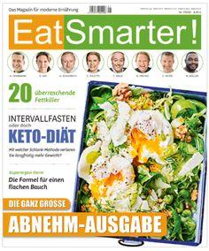Ausgabe 1/20 Keto, Eat Smarter, Potato Salad, Ethnic Recipes, Food, Tomatoes, Healthy Recipes, Easy Meals, Essen