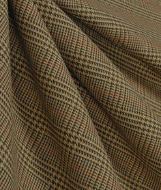 Ralph Lauren Foxberry Plaid Chestnut Fabric : Image 4
