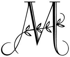 free graphic initials