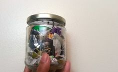 5 Tips That Helped Me Reduce My Trash to a Small Mason Jar of Trash After Traveling for 7 Months