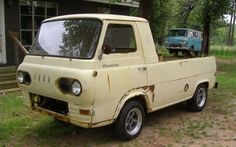 Steve's New Econoline Project - http://www.barnfinds.com/steves-new-econoline-project/