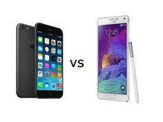 Video Comparison, Apple iPhone 6 Plus vs Samsung Galaxy Note 4