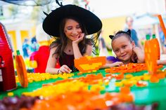 Join us at LEGOLAND Florida Resort for Brick or Treat, select dates in October!