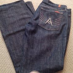 7 for all mankind denim Like new 7 for all mankind denim 7 for all Mankind Jeans