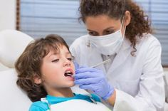 Children are most often scared of going to the dentist, and a good #children's #dentist will take a gentle approach and have fun and games for the child as part of the visit.